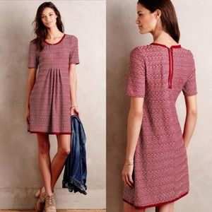 Anthropologie Maeve Dora Dora Dress